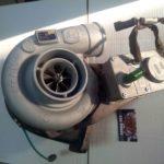 Ремонт турбины Jhon Deere