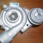 Ремонт турбины Volkswagen