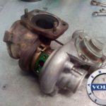 Ремонт турбины Volvo(Вольво)