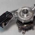 Ремонт турбины Land Rover